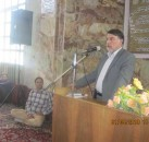حضور تیمسار منصوری در وادقان
