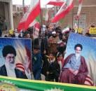 راهپیمایی ۲۲ بهمن وادقان