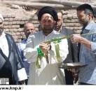 افتتاح خانه عالم وادقان